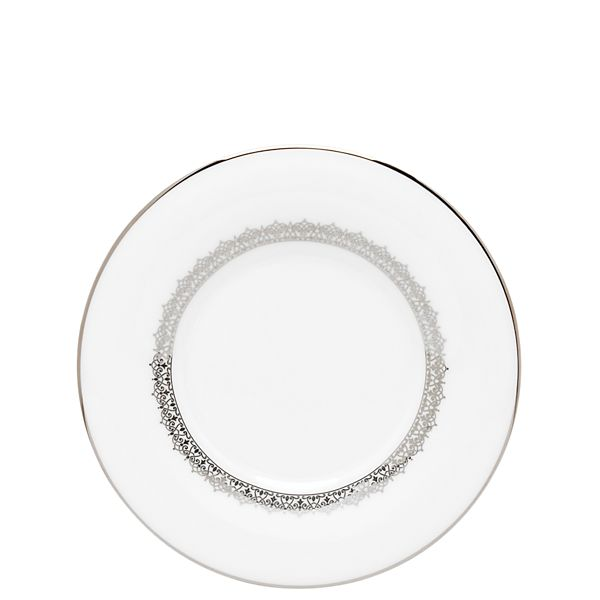 Lenox  LACE COUTURE DW CAN SAUCER 5.8 d