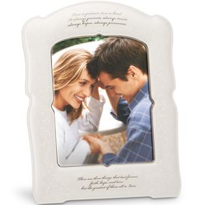 Lenox  OPAL INN LOVE IS PATIENT FRAME 8X10 14.5 h