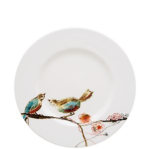 Lenox  CHIRP DW SALAD/LUNCH PLATE 9 d