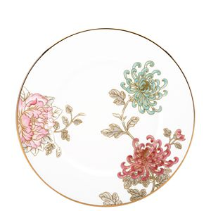 Marchesa PAINTED CAMELLIA DW ACCENT PLATE