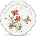 Lenox  BUTTERFLY MDW DW SENTIMENT TRIV HOME 6.75 in d