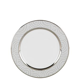 Lenox  PEARL BEADS DW BUTTER PLATE 6.3 d