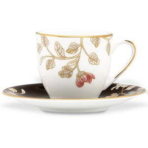 Marchesa PAINTED CAMELLIA DW DEMI CUP/SCR