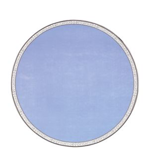 Marchesa SAPPHIRE PLUME DW ACCENT PLATE
