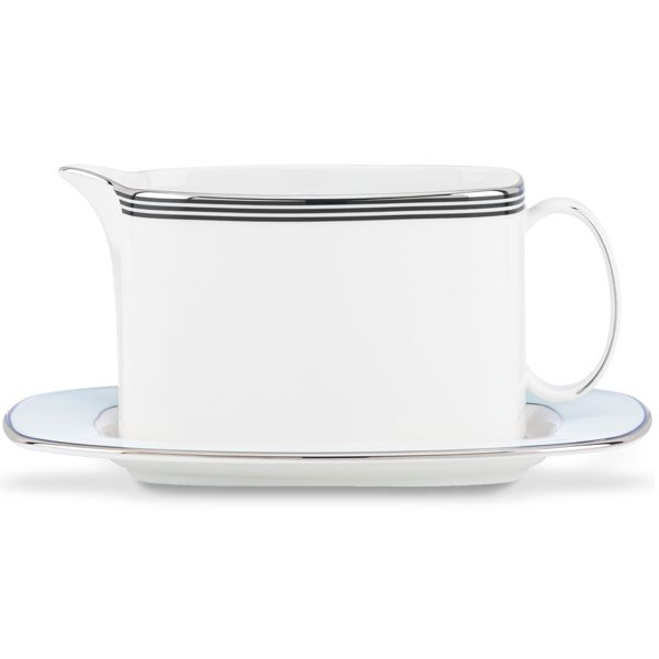 Kate Spade PARKER PLACE DW GRAVY BOAT W/STAND