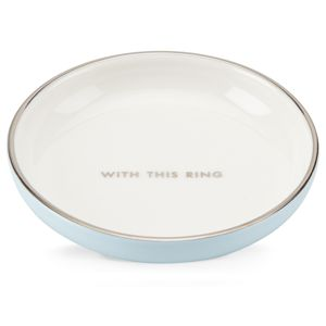 Kate Spade TAKE THE CAKE RING DISH