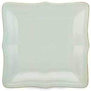 Lenox  FRENCH PERLE BEAD ICE BLU DW SQ DIN 10.75 d