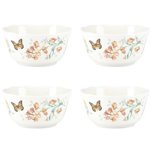 Lenox BUTTERFLY MEADOW MELAMINE DW ALL PURPOSE BOWL Set of 4