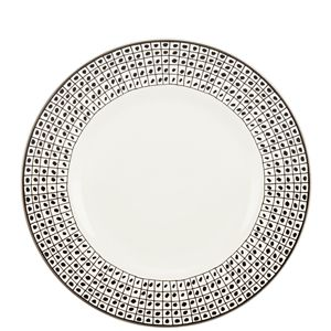 Lenox  AROUND THE TABLE DOTS DW ACCENT PLATE 9 d