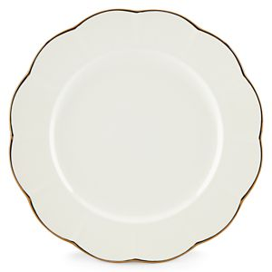Marchesa MARCHESA SHADES WHITE DW DINNER PLATE