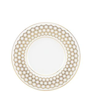 Lenox  PRISMATIC GOLD DW CAN SAUCER 5.8 d