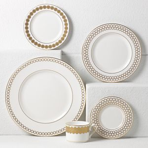 Lenox  PRISMATIC GOLD DW 5 PIECE PLACE SETTING