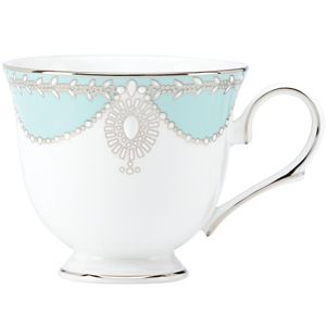 Marchesa EMPIRE PEARL TURQUOISE DW TEA CUP