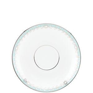 Marchesa EMPIRE PEARL TURQUOISE DW TEA SAUCER