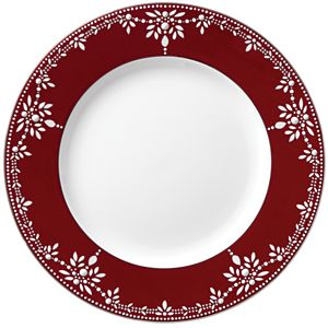 Marchesa EMPIRE PEARL WINE DW DINNER PLATE