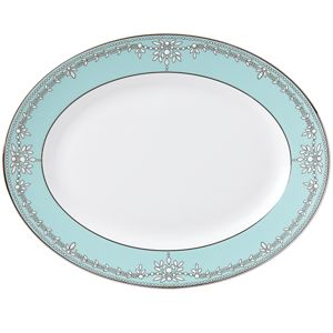 Marchesa EMPIRE PEARL TURQUOISE DW OV PLTR 13