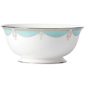 Marchesa EMPIRE PEARL TURQUOISE DW SERVING BWL