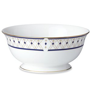Lenox  ROYAL GRANDEUR DW SERVING BOWL 8.5 d,56 oz