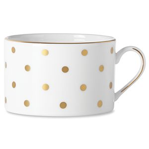 Kate Spade LARABEE ROAD GOLD DW CUP