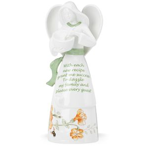Lenox  BUTTERFLY MEADOW SUCCESS ANGEL BELL 7 h