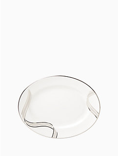 Kate Spade LACEY DRIVE DW OVAL PLATTER 13.0