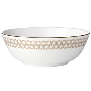 Lenox  PRISMATIC GOLD DW PLACE SETTING BOWL 2.3 h,6.5 d,24 oz