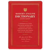 Kate Spade A WAY W/WORDS TRAY DICTIONARY