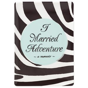 Kate Spade A WAY W/WORDS TRAY MARRIED ADVENTURES