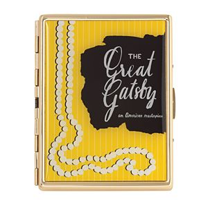 Kate Spade A WAY W/WORDS ID HLD GREAT GATSBY
