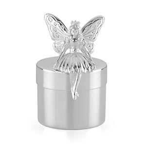 REED AND BARTON FAIRY PRINCESS TOOTH FAIRY BOX