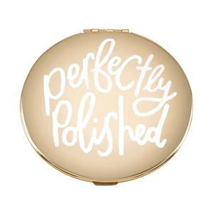 Kate Spade ALL THAT GLISTENS PERFECTLY PLUSH COMPACT