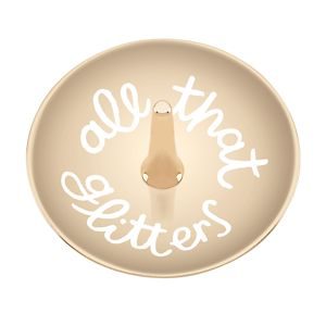 Kate Spade ALL THAT GLISTENS RING HOLDER