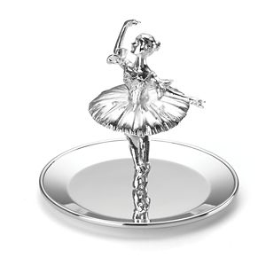 REED AND BARTON BALLERINA RING HOLDER