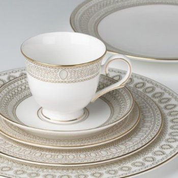Marchesa by Lenox GILDED PEARL Dinnerware