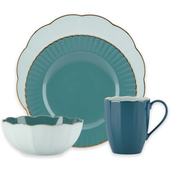 Marchesa by Lenox MARCHESA SHADES TEAL