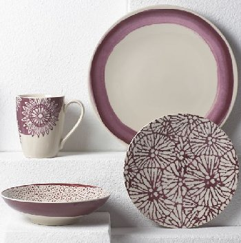 LENOX MARKET PLACE BERRY Dinnerware