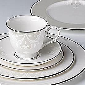 LENOX OPAL INNOCENCE SCROLL Dinnerware