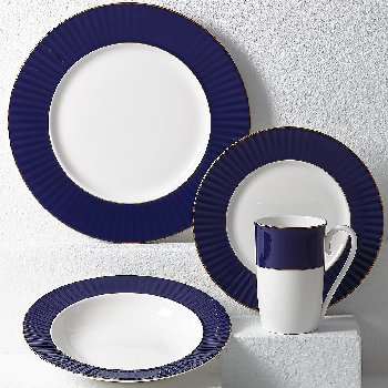 LENOX PLEATED COLORS Dinnerware