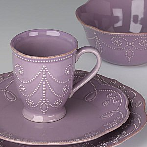 LENOX FRENCH PERLE VIOLET