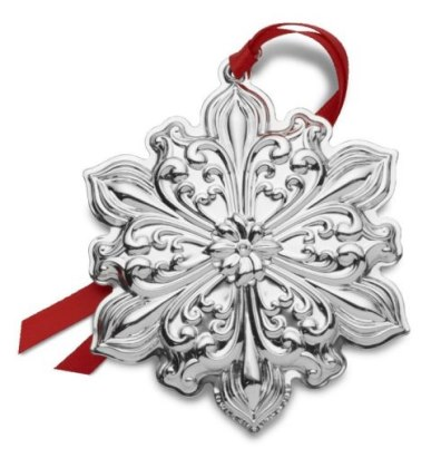Towle 2019 Sterling Silver 30th Edition Annual Old Master Snowflake