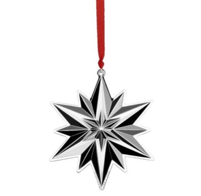 Gorham 2019 Sterling Silver 50th Edition Annual Snowflake