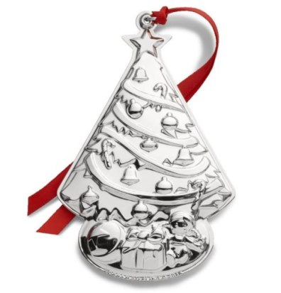 Gorham 2019 Sterling Silver 3rd Edition Annual Christmas Tree