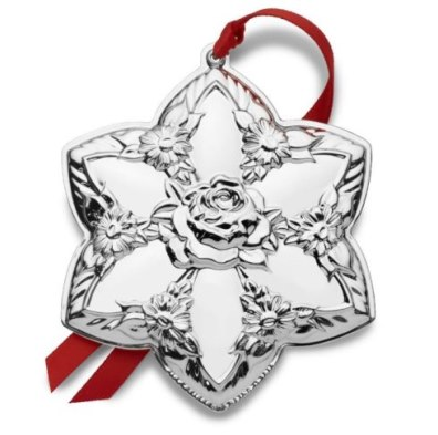 Kirk Stieff 2019 Sterling Silver 11th Edition Annual Repousse Star