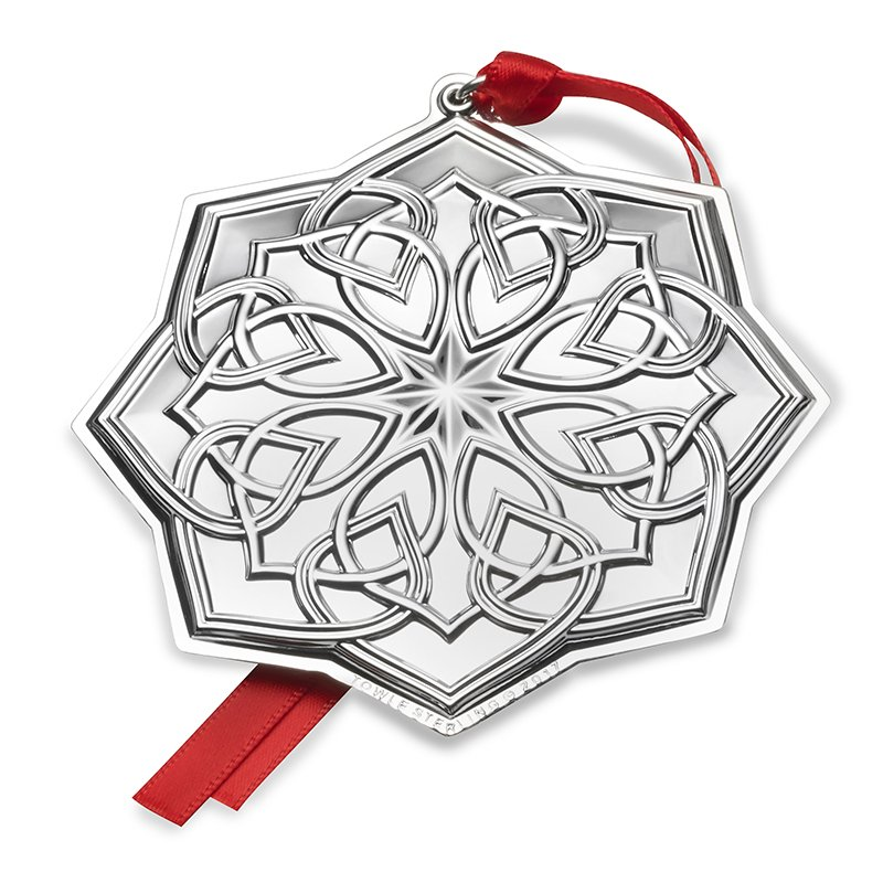 Towle 2017 Celtic Ornament - 18th  Edition
