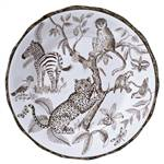 Lynn Chase African Inspirations Dinner Plate, Set of 4