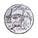 Lynn Chase African Inspirations Salad Plate, Set of 4