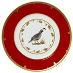 Lynn Chase Winter Game Bird Charger - California Quail