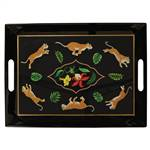Lynn Chase Jaguar Jungle Serving Tray