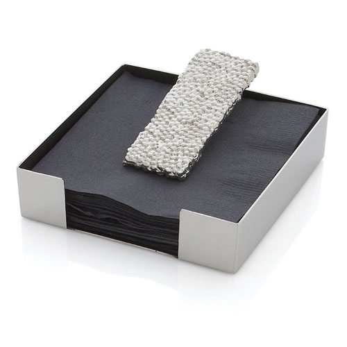 Michael Aram Molten Cocktail Napkin Box