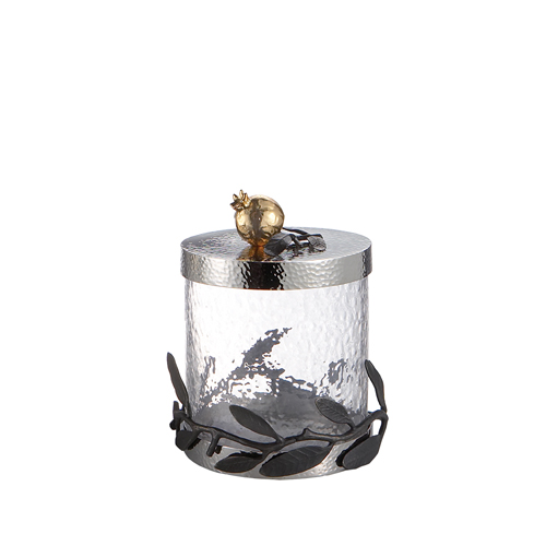 Michael Aram Pomegranate Canister Xsmall